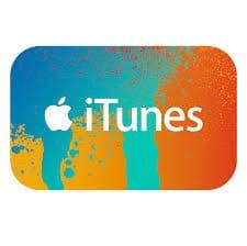 carte iTunes 15€