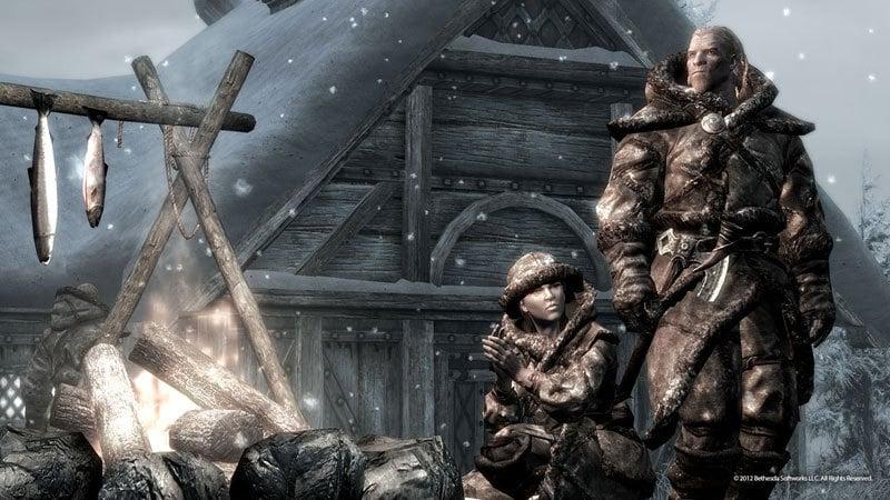 The Elder Scrolls Skyrim Xbox 360 codeplay
