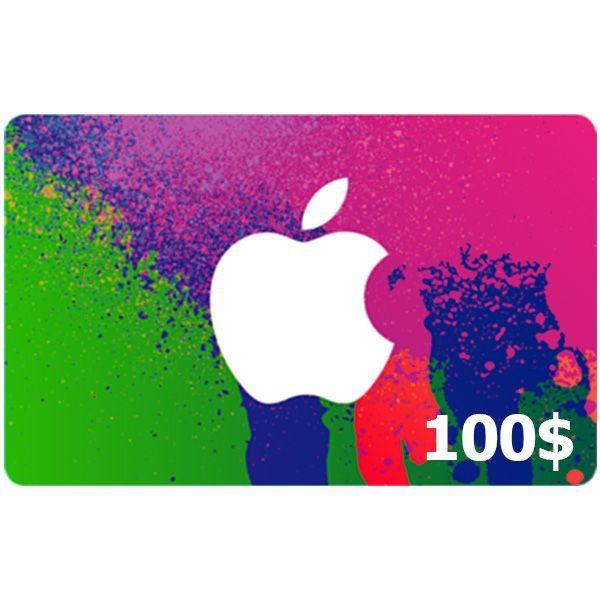 carte iTunes 100$