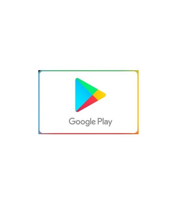 carte google play 15€