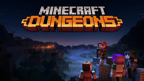 Minecraft Dungeons Hero Edition codeplay