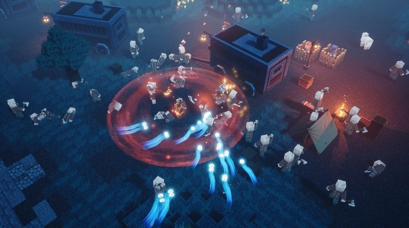 Minecraft Dungeons xbox one Hero Edition codeplay